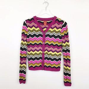MISSONI for Target Girls Cardigan Sweater XL